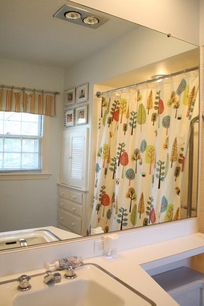 Cute Shower Curtain For Kids Bath