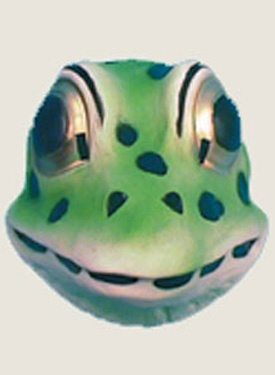 frog mask wind in the willow costumes pinterest