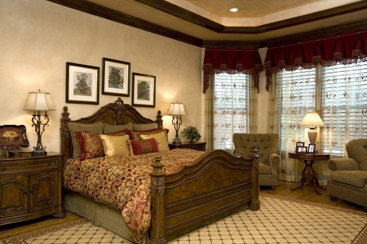 Nice Traditional Master Bedroom Master Bedroom Pinterest
