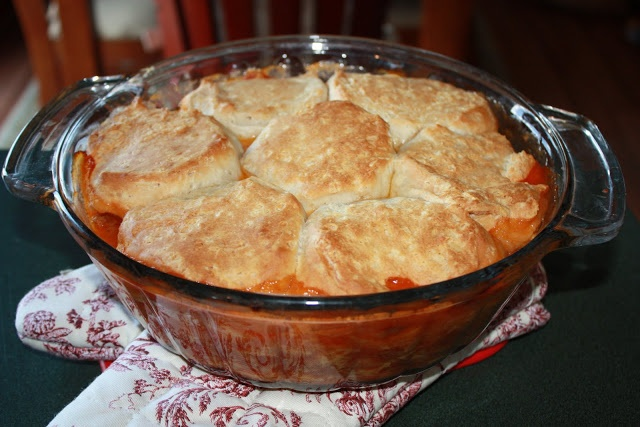 cheeseburger biscuit bake use baked beans instead of pork and beans