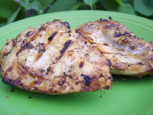 Grilled Tandoori-Style Chicken from Food.com: From Licence to Grill ...