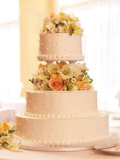 Publix Wedding Cakes Cheap And Yummy Hydrangeas Cake Pinterest
