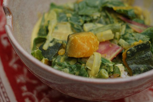 Coconut Veggie Curry by Eve Fox, Garden of Eating blog by Eve Fox, via ...