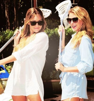 lauren conrad and lo bosworth - photo #7