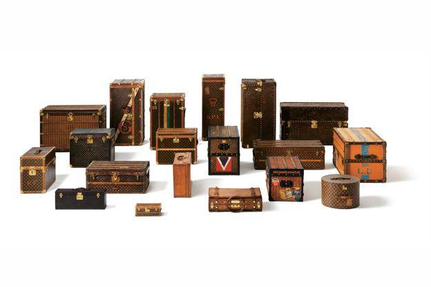 Legendary Louis Vuitton Trunks- one day!!