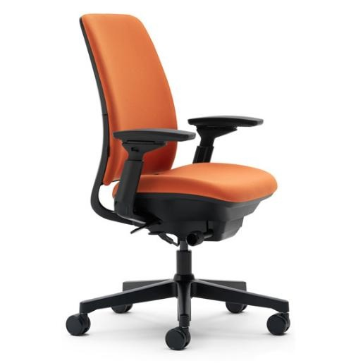 Think series of chairs the steelcase amia chair represents the latest