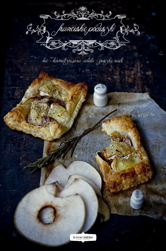 Rosemary, Pear And Brie Popovers Recipes — Dishmaps