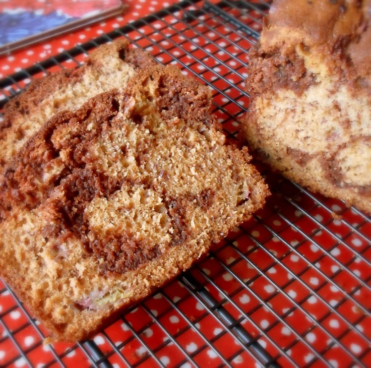 Nutella Banana Bread | Breads ~ Quick Breads | Pinterest