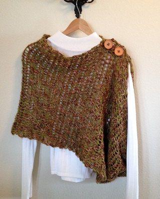 Mobius Wrap Knitting Pattern : Mobius Wrap - Loom Knit Pattern