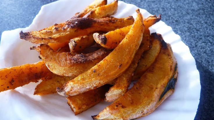 Oven baked vegetable fries. Low calorie and not deep fried! Try yams ...