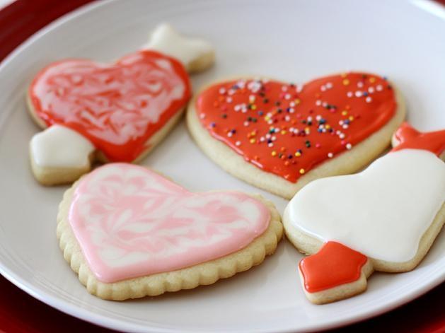 valentine's vanilla cupcakes buddy