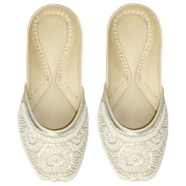 Brilliant Latest Top 20 Beautiful Bridal Shoes  Fashionexprez