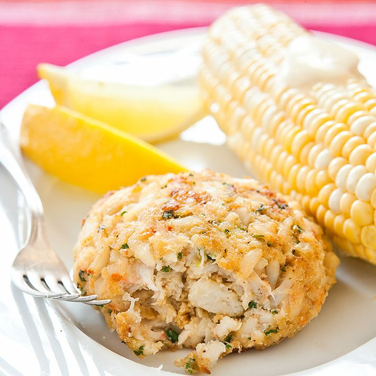 Maryland Crab Cakes - Cook's Country | Recipes | Pinterest