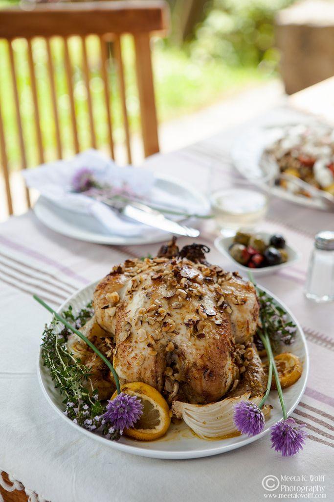 Roasted Chicken Quinoa Salad (0405) | Mmmm! | Pinterest