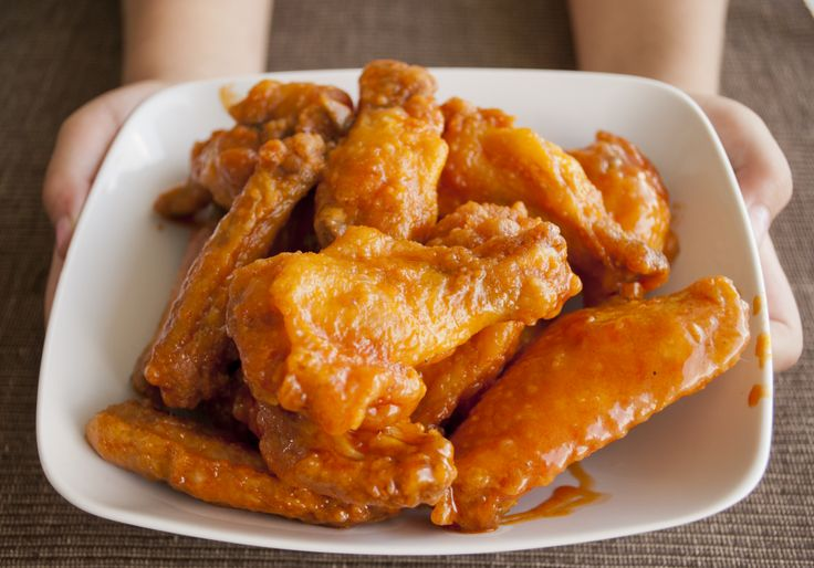 honey buffalo wings recipe | Food - Appetizers | Pinterest