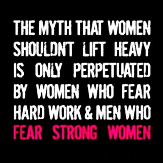 Gym Quotes About Women. QuotesGram