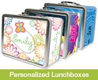 This site is so fun for buying personalized kids stuff.  they have books, lunch boxes and notebooks.  great gift idea!