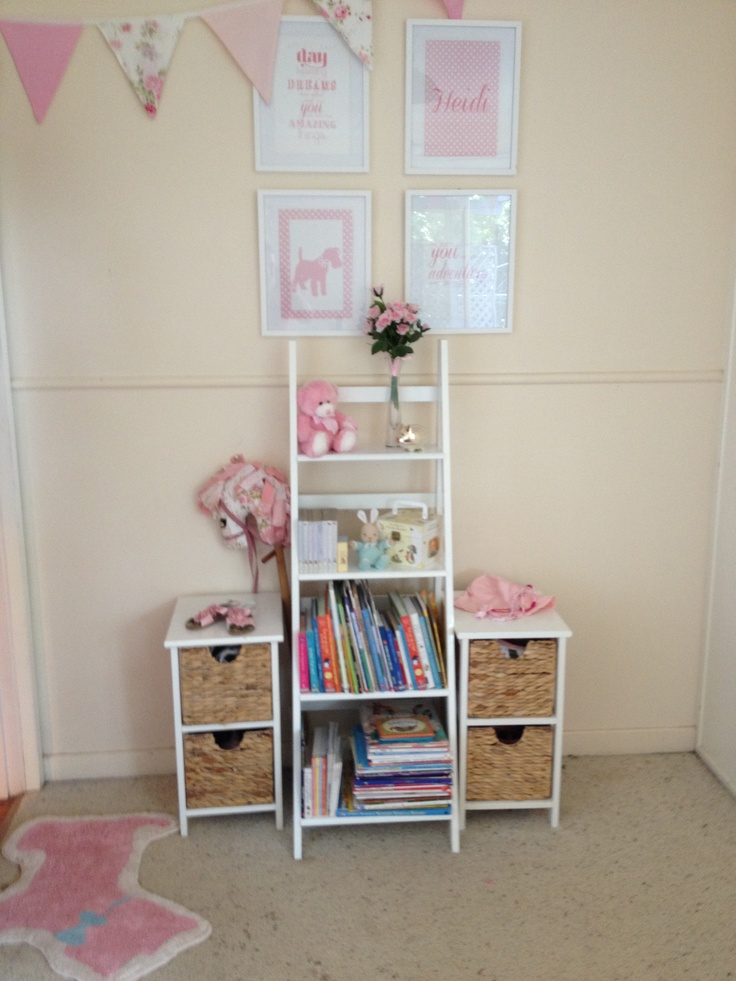 bedroom design and ideas for a 2 year old little girl