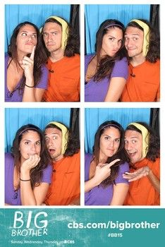 Big Brother's Amanda and McCrae | Celebrity News | Pinterest