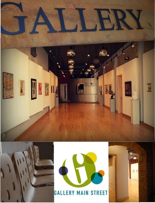 We love our neighborhood art gallery, Gallery Main Street. Always something interesing and/or beautiful to see!