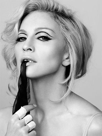 """A lot of people are afraid to say what they want. That's why they don't get what they want."" - Madonna"