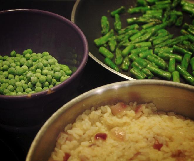 risotto primavera | Me Foodie - Risotto | Pinterest