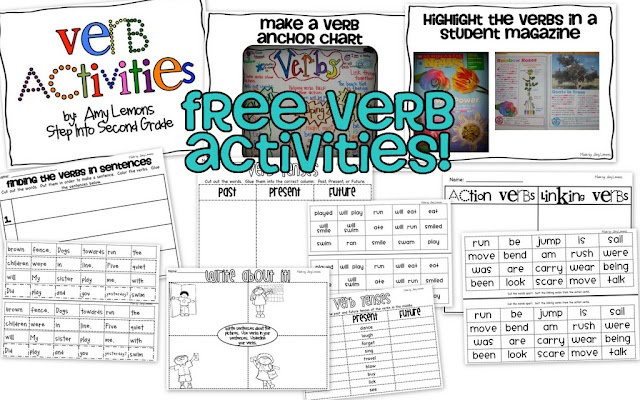 Some Verb Action and Activities :)