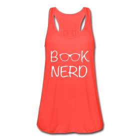 Cute workout tank for teachers or just book nerds in general!