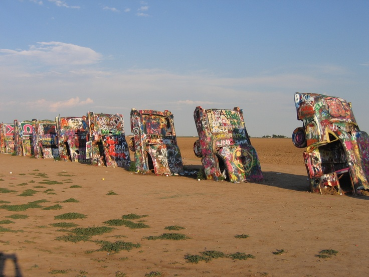 cadillac ranch amarillo texas been there wanna go back pinter. Cars Review. Best American Auto & Cars Review
