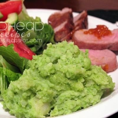 Katie's Irish Mash Recipe — Dishmaps