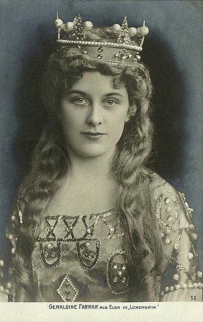 Geraldine Farrar   Stagestruck - Vintage Performer ...