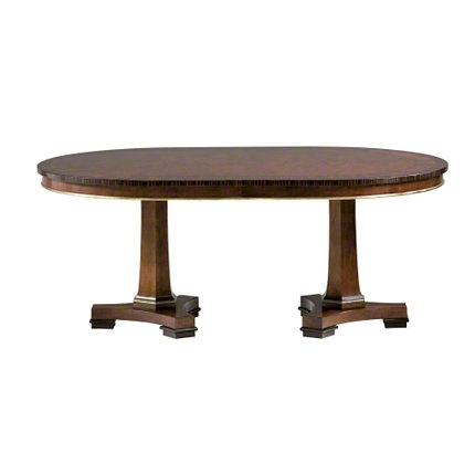 dining table baker dining table furniture