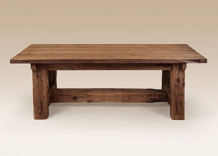 Barn wood dining table craft ideas pinterest - Barnwood dining room table ...