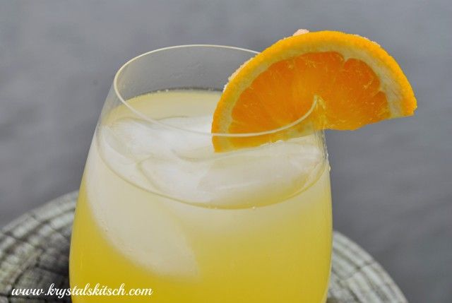 Moscato Day! Try this Sunny Citrus #sangria made with sweet moscato ...