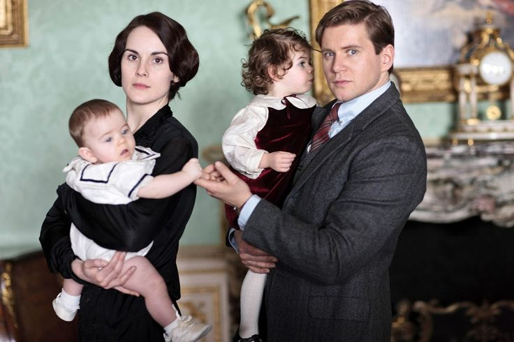 Downton Abbey Series 4 trailer released