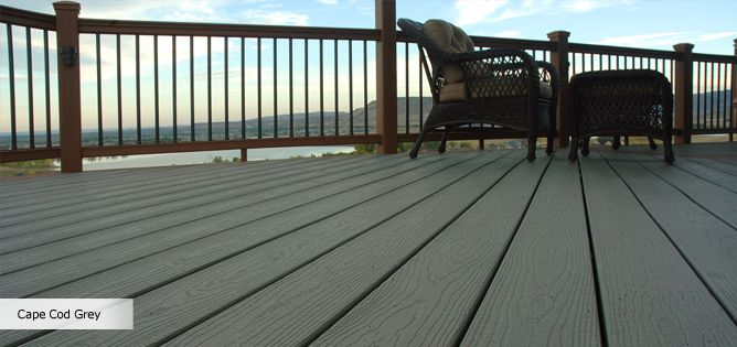Pin By Tamko Building Products On Composite Decking