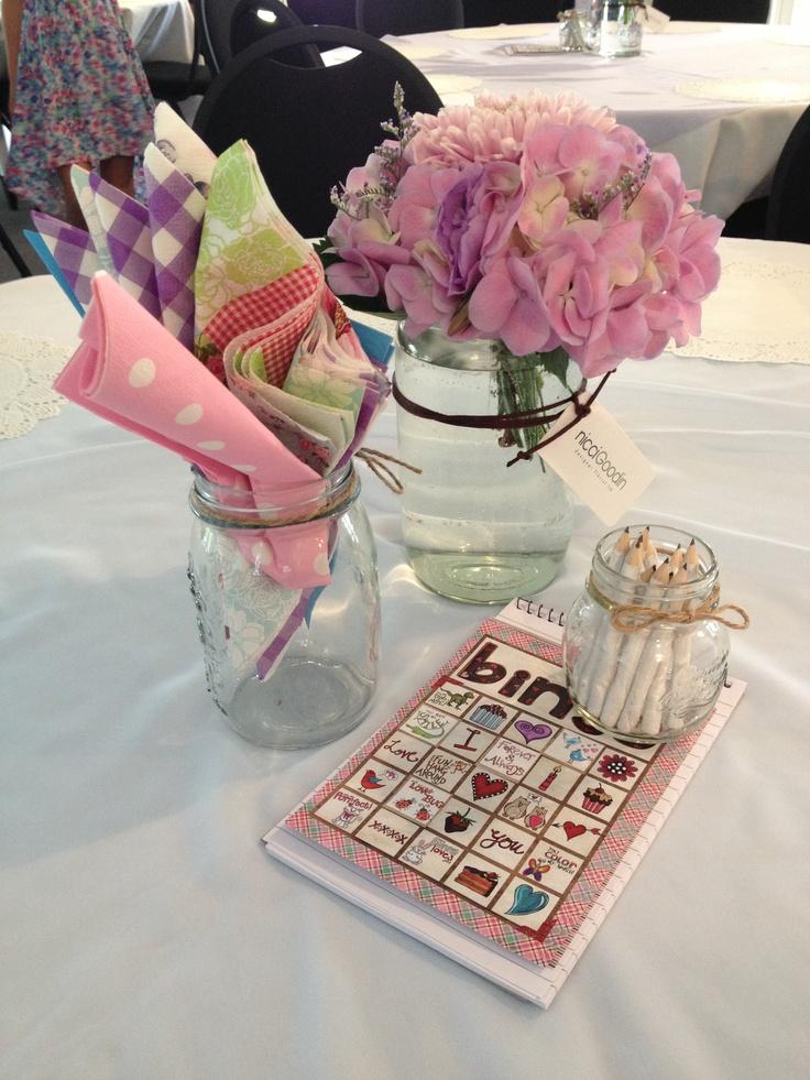 Tea Party Table Settings Ideas : 21st Tea Party table setting  Her 21st Ideas  Pinterest