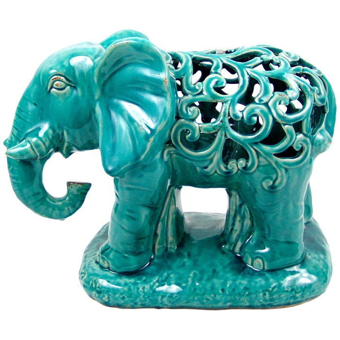 Elephant d cor for the home pinterest Elephant home decor items