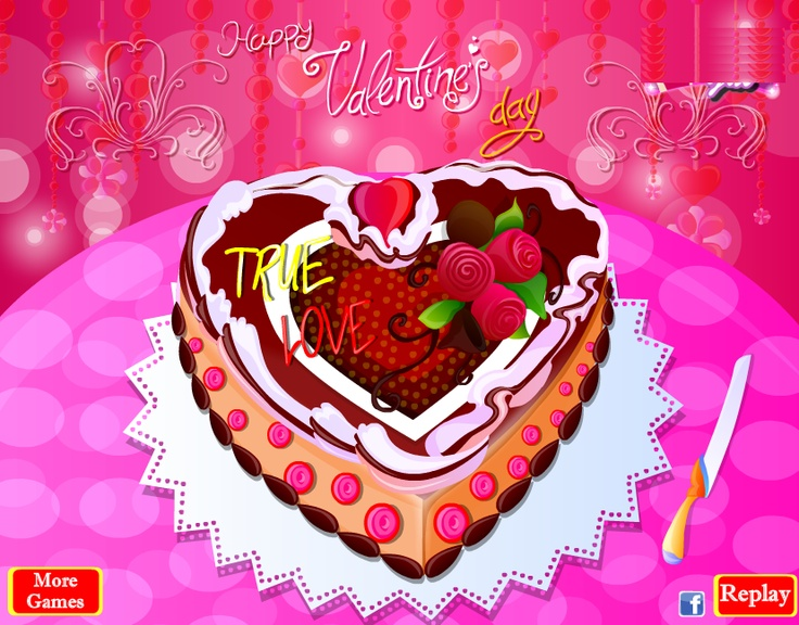 valentine chocolate games online