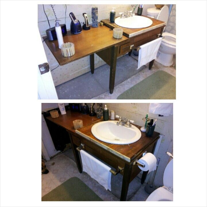 Bathroom Sink Table : bathroom sinks