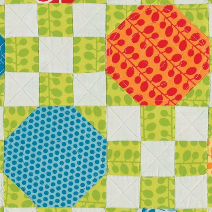 Snowball Quilt Block Pattern