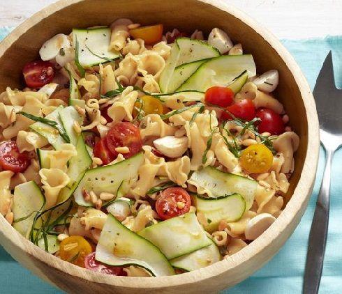 Garden Pasta Salad Recipe | Mmmmm.... Good | Pinterest