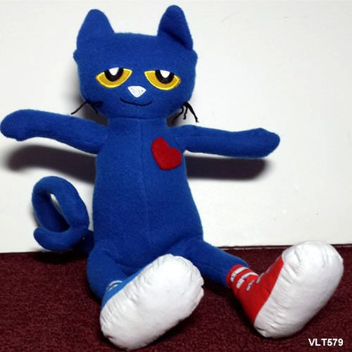Pete The Cat Tennis Shoes