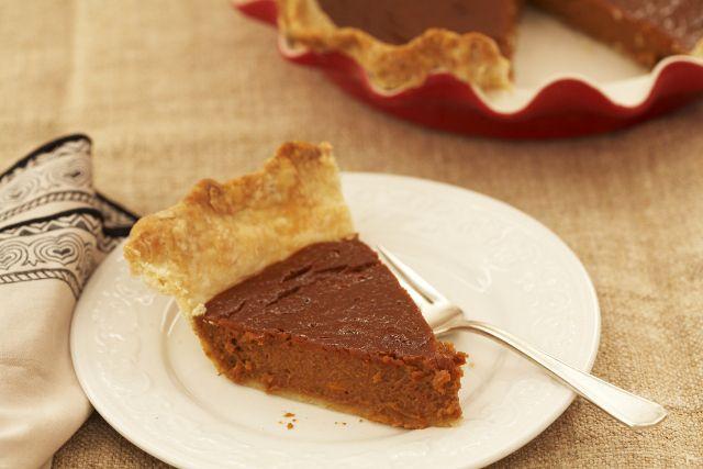 Caramel Pumpkin Pie | Pumpkin Feast | Pinterest