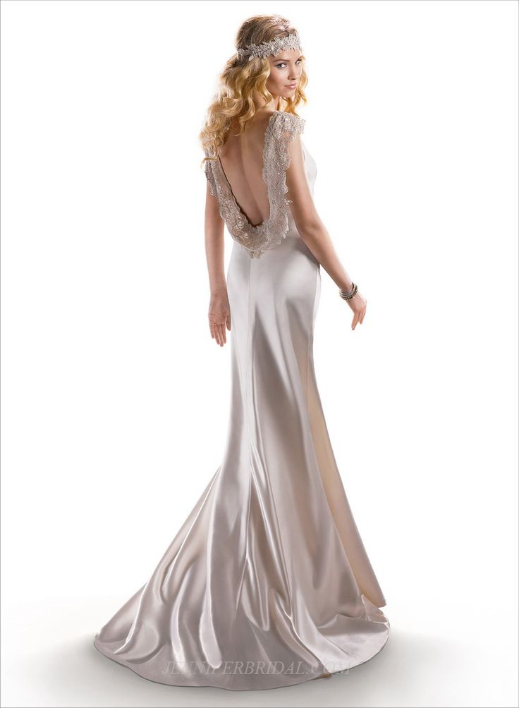 Amazing Gatsby Style Bridal Gown Bridal Gowns Pinterest