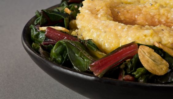 liked it at our house.....Grits and Greens - Corn Recipes | Anson ...