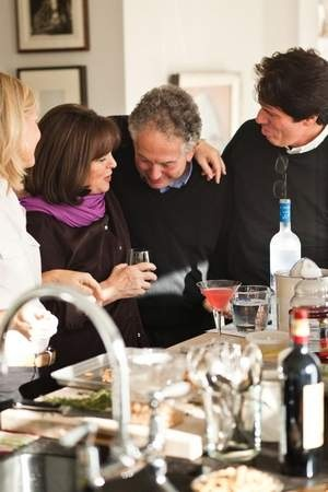 Ina garten enjoys time with husband jeffrey who frequently appears on