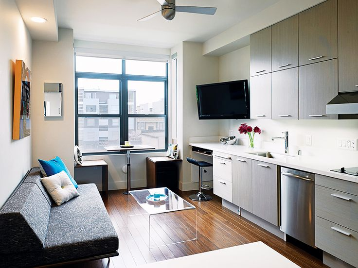 Pin by latini oltralpe on favorite places spaces pinterest - Dwell small spaces image ...