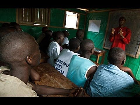 In DR Congo, boys sing of the horror of war - @UNICEF video