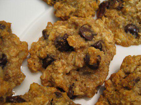 Banana Oatmeal Chocolate Chip Cookies   Food- Desserts & Treats   Pin ...